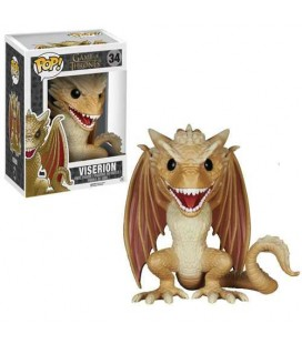 Pop! Viserion Oversized [34]