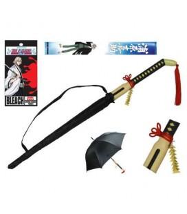 Parapluie avec poignée épée Kisuke Urahara Benihime