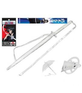 Parapluie avec poignée épée Rukia Bankai Sode no Shirayuki