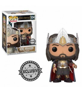 Pop! King Aragorn Limited Edition [534]