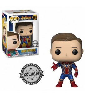 Pop! Iron Spider Limited Edition [305]