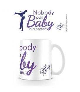 Mug Nobody puts Baby in a Corner
