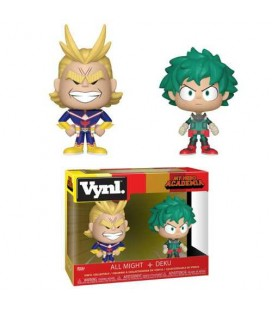 Vynl. All Might & Deku