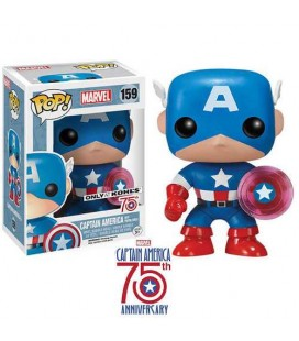 Pop! Captain America Photon Shield [159]