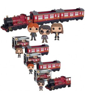Pop! Rides Hogwarts Express Engine Harry 1/3 [20]