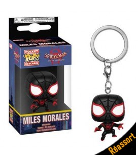 Pocket Pop! Keychain - Miles Morales