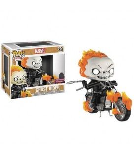 Pop! Ghost Rider LE [33]