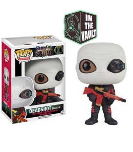 Pop! Deadshot (Masked) [106]