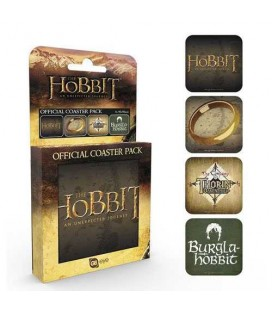 Sous-Verres Mix The Hobbit
