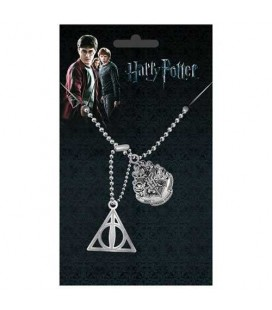 Pendentif Dog Tag Crest & Hallows