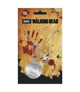 Pendentif Dog Tag Walker Hunter