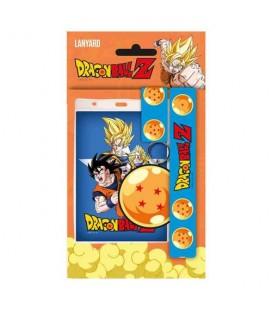 Dragonne avec Porte-clés Goku
