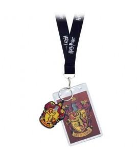 Dragonne avec Porte-clés Gryffindor