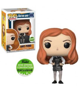 Pop! Amy Pond ECCC 2018 Limited Edition [600]