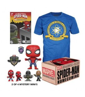 FUNKO MCC Box Limited Edition Spider-Man Homecoming