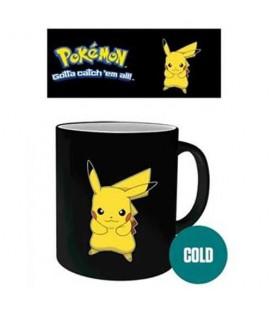 Mug Pikachu Thermoréactif