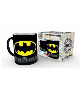 Mug Batman Logo Thermoréactif