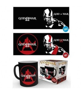 Mug Kratos Thermoréactif