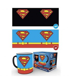 Mug Superman Costume Thermoréactif