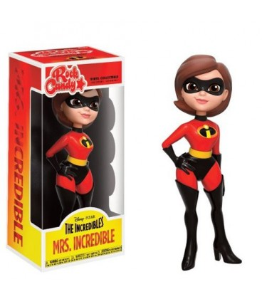 Rock Candy! Mrs. Incredible
