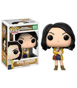 Pop! April Ludgate [502]