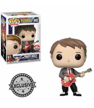 Pop! Marty McFly Limited Edition [602]