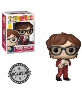 Pop! Austin Powers Limited Edition [643]