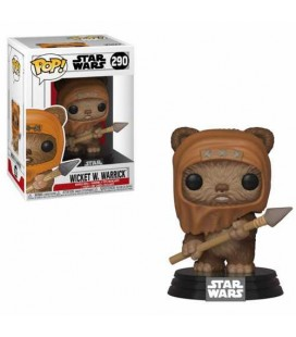 Pop! Wicket W. Warrick [290]