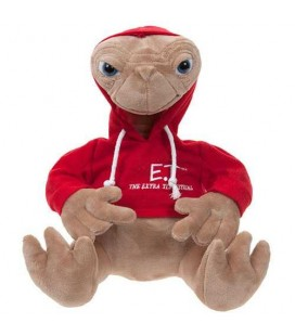 Peluche E.T l'Extra-terrestre avec sweat