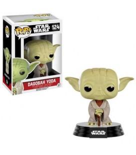 Pop! Dagobah Yoda [124]