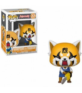 Pop! Aggretsuko with Chainsaw [22]