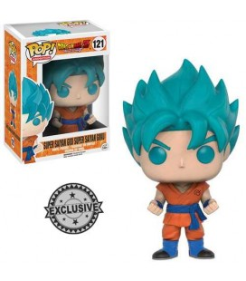 Pop! Super Saiyan God Super Saiyan Goku Limited Edition [121]