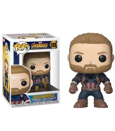 Pop! Captain America [288]