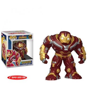 Pop! Hulkbuster Super size [294]