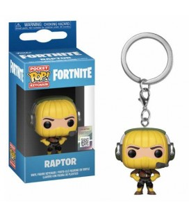 Pocket Pop! Keychain - Raptor