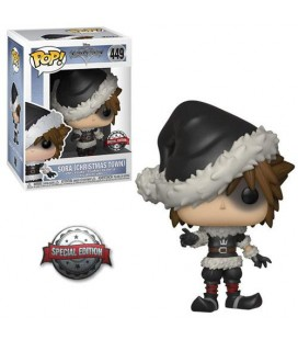 Pop! Sora (Christmas Town) Limited Edition [449]
