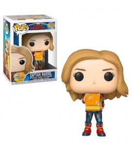 Pop! Captain Marvel [444]