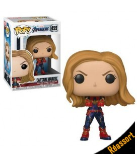 Pop! Captain Marvel [459]