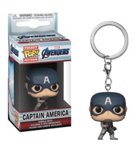 Pocket Pop! Keychain - Captain America AEG