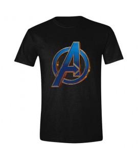 T-Shirt Avengers EndGame Heroic Logo