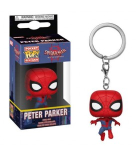 Pocket Pop! Keychain - Peter Parker