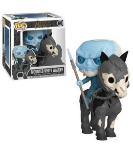 Pop! Rides Mounted White Walker [60]