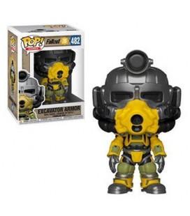 Pop! Excavator Armor [482]
