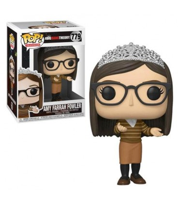 Pop! Amy Farrah Fowler [779]