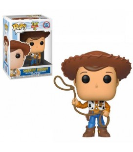Pop! Sheriff Woody [522]