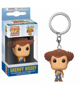 Pocket Pop! Keychain - Sheriff Woody