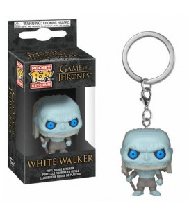 Pocket Pop! Keychain - White Walker