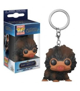 Pocket Pop! Keychain - Baby Niffler Brown