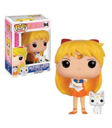 Pop! Sailor Venus & Artemis [94]
