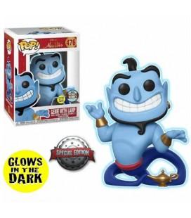 Pop! Genie with Lamp Limited Edition GITD [476]
